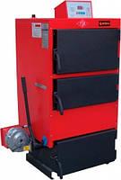 Твердотопливный котел Roda RK3G-45 Красный с черным (0301010219-000026213)