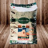 Сухой корм для собак Baskerville Баскервиль Sensitive 7.5 кг