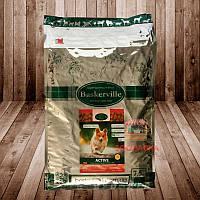 Сухой корм для активных собак Baskerville Баскервиль Active 7.5 кг