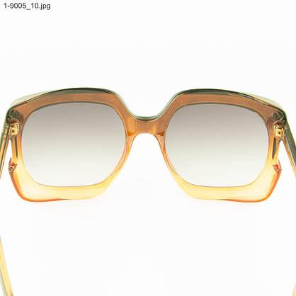 Оптом женские солнцезащитные очки - Цветные - 1-9005, фото 3