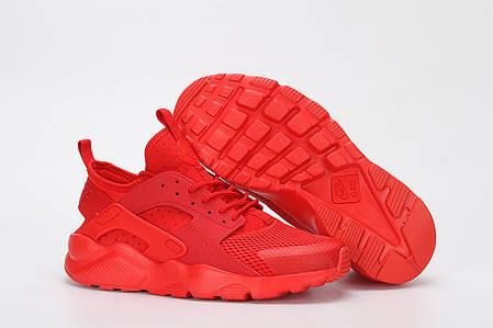 "Кроссовки Nike Air Huarache Run Ultra ""Красные"", фото 2"