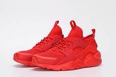 "Кроссовки Nike Air Huarache Run Ultra ""Красные"", фото 3"