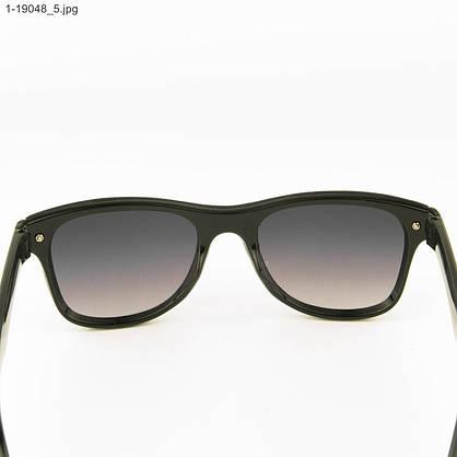 Оптом женские солнцезащитные очки - 1-19048, фото 3