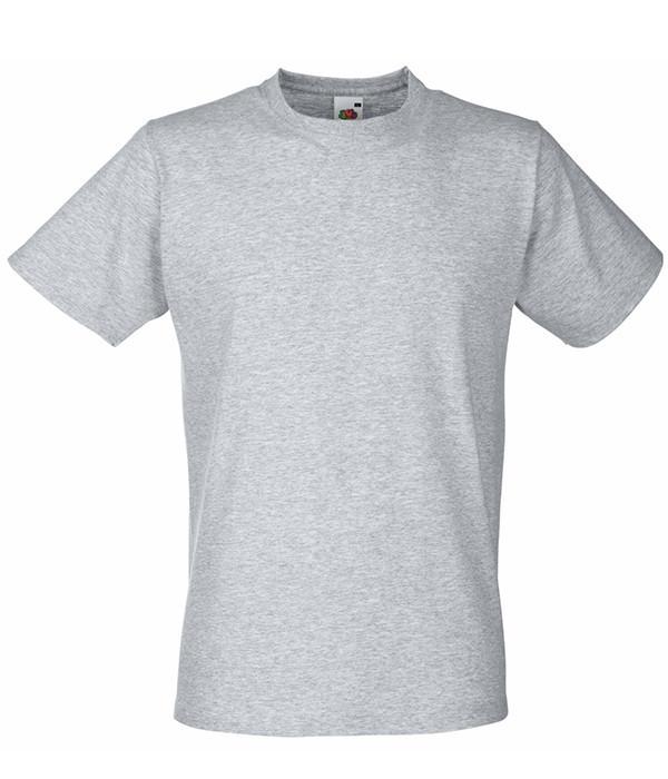 Мужская футболка приталенная L, 94 Серо-Лиловый