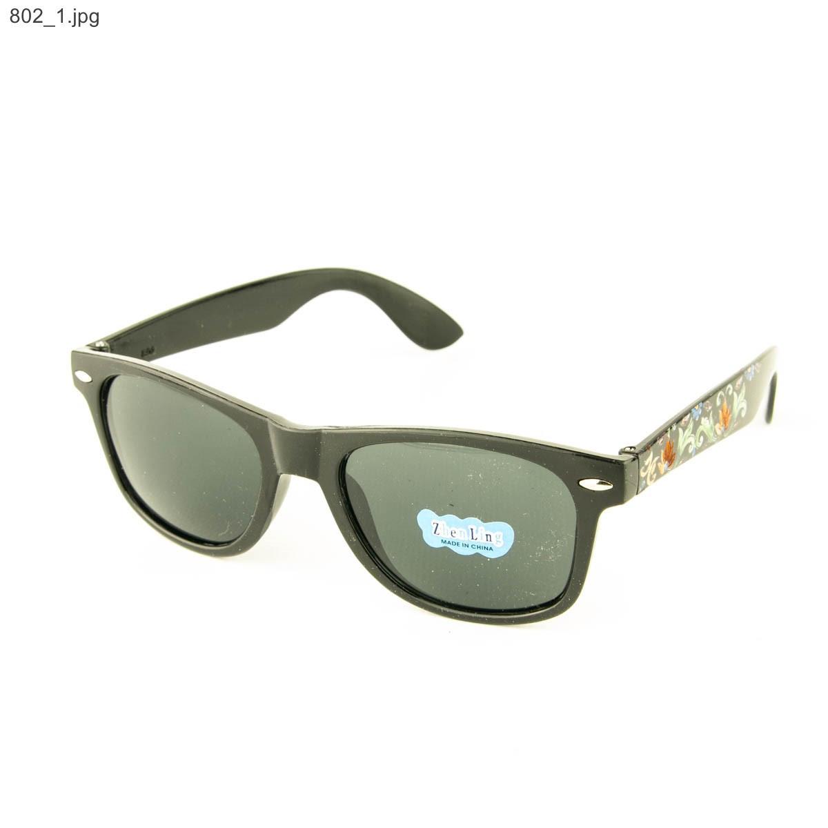 Оптом солнцезащитные очки Wayfarer - 802