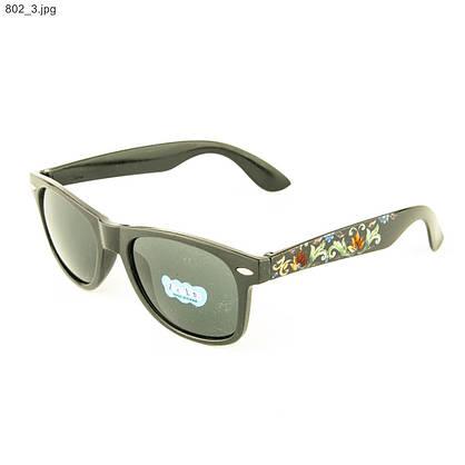 Оптом солнцезащитные очки Wayfarer - 802, фото 3