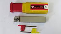 Резец резьбовой для наружной резьбы с механическим креплением 2525 M22 SER Vorgen