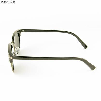 Оптом черные мужские поляризационные очки - P8001, фото 2