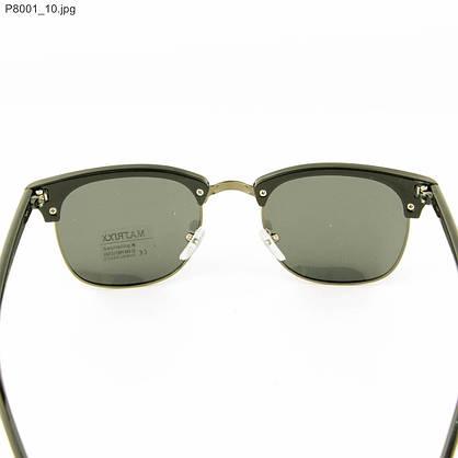 Оптом черные мужские поляризационные очки - P8001, фото 3