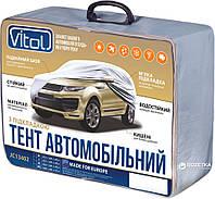 Автомобильный тент Vitol JC13402 M, 432Х185Х145