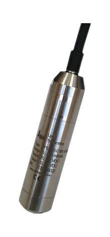 Гидростатический датчик уровня серии PTL 110, 0-600 мБар, 0-25 Бар, 4-20 mA, 0-10 V DC, фото 2