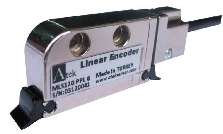 Магнитный датчик перемещения ( энкодер ) серии MLS 120, малогабаритный