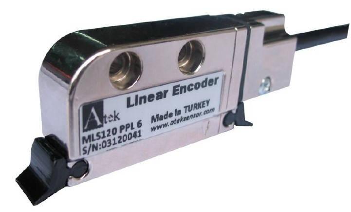 Магнитный датчик перемещения ( энкодер ) серии MLS 120, малогабаритный , фото 2