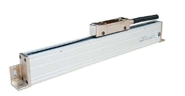 Магнитный датчик передвижения серии MLC 310 в закрытой профильной системе
