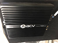 Автомобильный усилитель Автоусилитель ACV LX-2.100