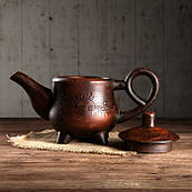 """Глиняний Чайник """"Red Clay"""" 1,5 л"""