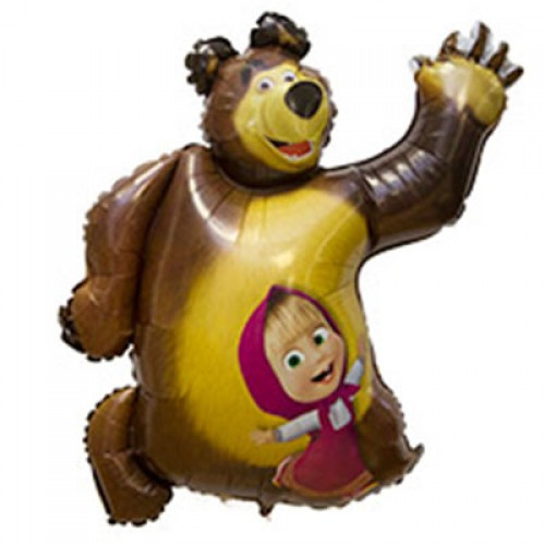 "Маша і ведмідь   36""   90см"