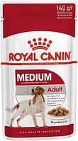 Royal Canin Medium Adult 140г * 10шт- корм для собак средних пород