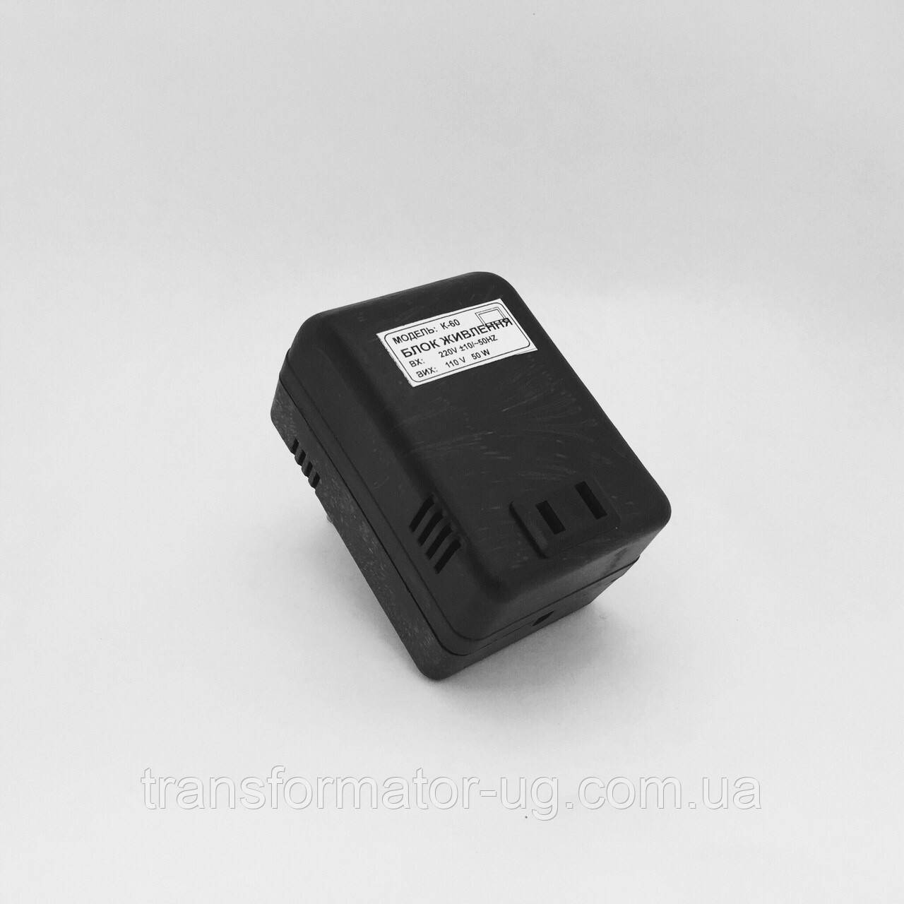 Преобразователь с 220v на 110v-120v 50w
