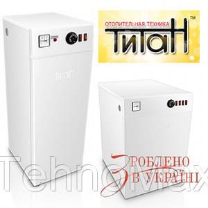 Напольный электрический котел ТИТАН  3 кВт  без насоса, 220В
