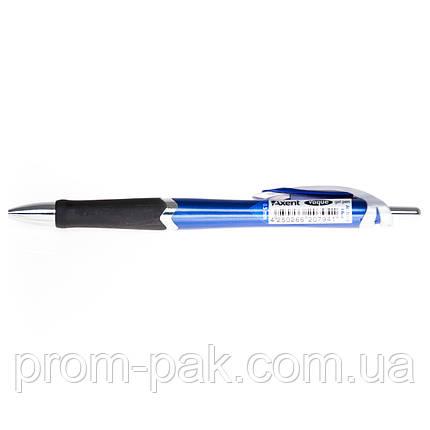 Ручка гелевая Axent Vogue 1008 черная   , фото 2