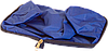 РАСПРОДАЖА Складная сумка для покупок/Shopper bag ORGANIZE (синий), фото 5
