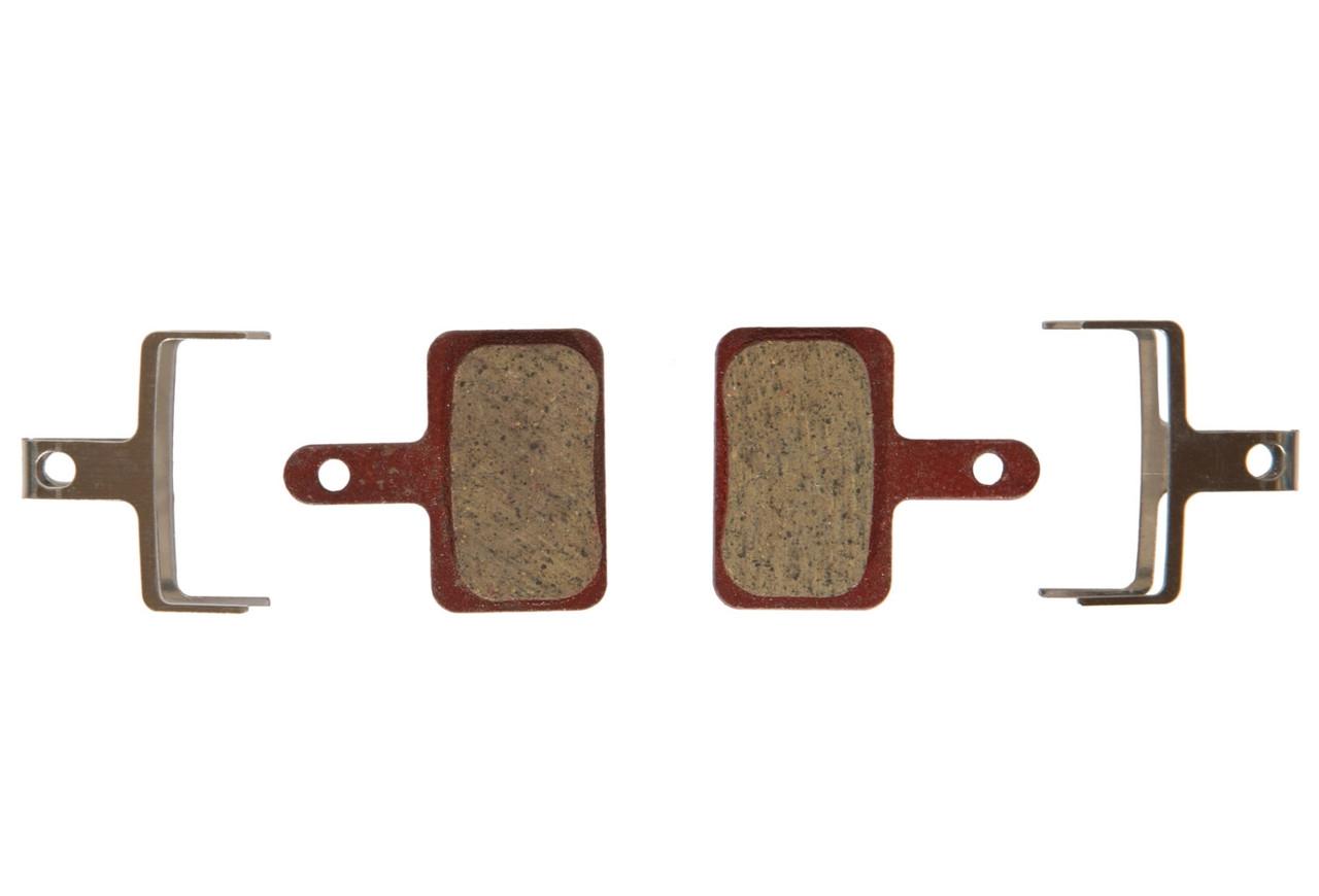 Тормозные колодки дисковые C-starдля Shimano Deore / Tektro (органика)
