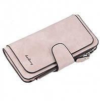 Женское портмоне Baellerry Forever (Розовое), Женские кошельки