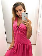 Женское летнее платье супер софт