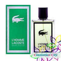 Мужская туалетная вода Lacoste L'Homme Green,100 мл
