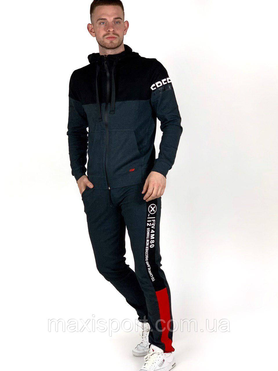 Мужской спортивный костюм Freever (8704)
