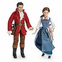Набор кукол Бель и Гастон из фильма Красавица и Чудовище Belle & Gaston Film Collection Doll Set, фото 1