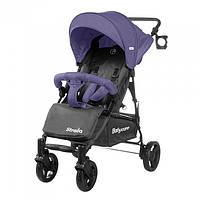 Коляска прогулочная BABYCARE Strada CRL-7305 Royal Purple вес 8,6кг  чехол на ножки + подстаканник