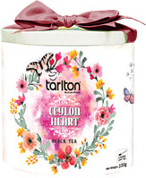 Чай черный TARLTON Ceylon Heart (Сердце Цейлона) 100 гр. жест.банка
