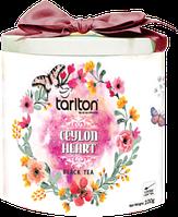 Чай чорний TARLTON Ceylon Heart (Серце Цейлону) 100 гр. з/б