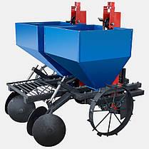 Картофелесажалка двухрядная КС-2А, 280л. (под трактор 18-25 л.с, 3 точки), фото 2