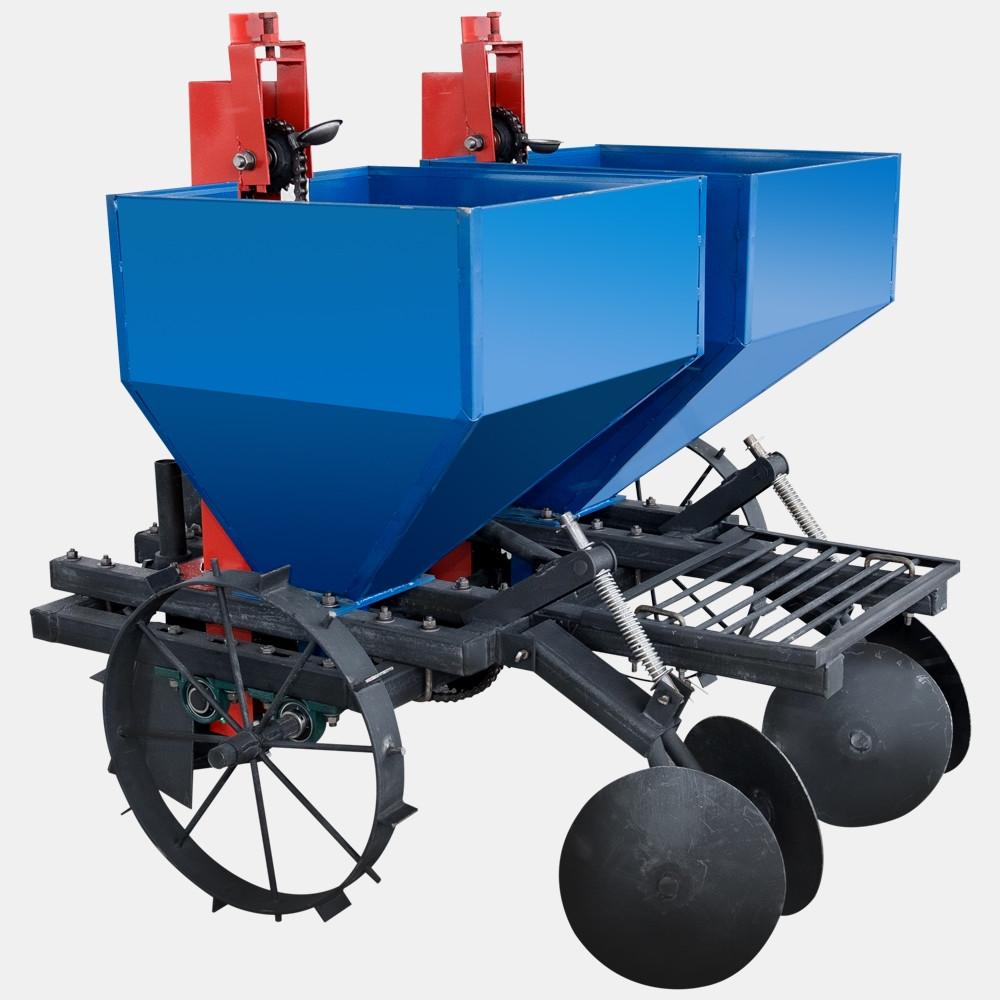 Картофелесажалка двухрядная КС-2А, 280л. (под трактор 18-25 л.с, 3 точки)