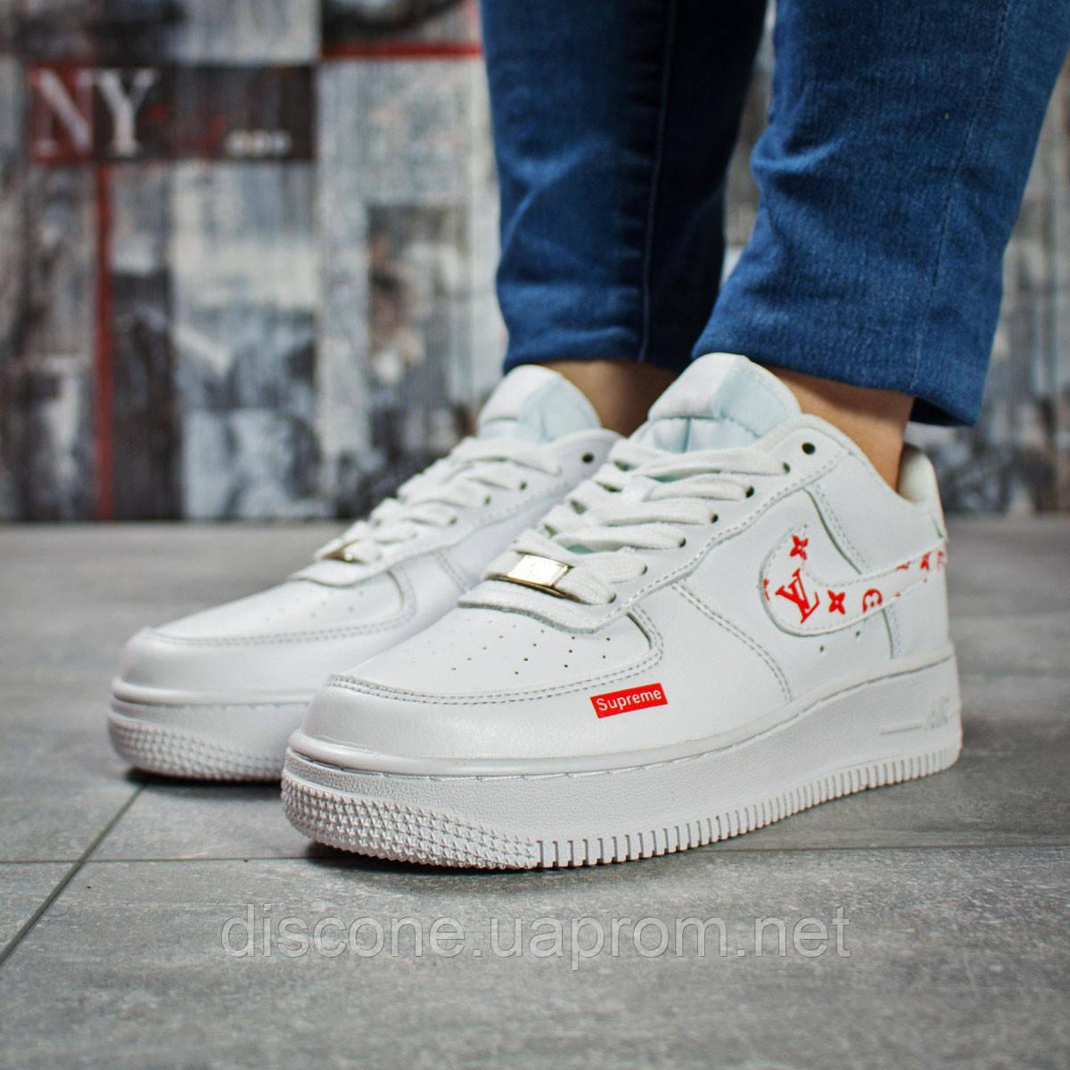 Кроссовки женские ► Nike Air,  белые (Код: 15801) ► [  36 37 38 39 40  ] ✅Скидка 36%