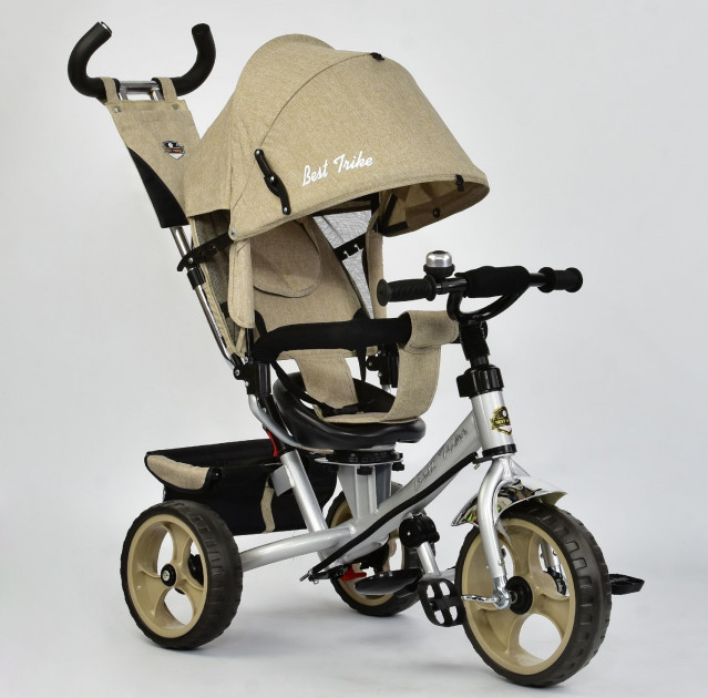 Велосипед триколісний Best trike 5700, поворотне сидіння