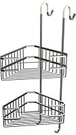 Полка для ванной угловая навесная Andex Sanibella 565/P/CC правая