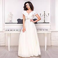 """Свадебное, выпускное, вечернее платье длинное, платье на роспись """"Романтика"""", фото 1"""