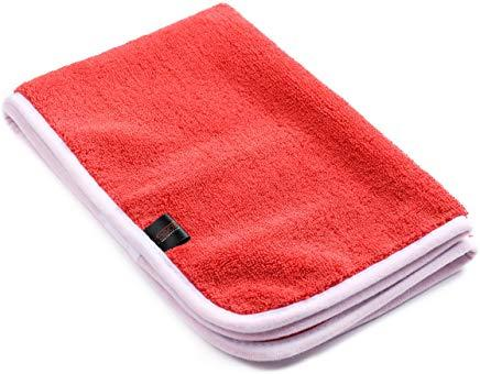 SGCB SGGD126 Miracle Cobra Towel Red Микрофибра для располировки составов красная 40х60 см