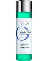 Мыло с зеленым чаем для всех типов кожи GIGI AROMA ESSENCE Green Tea Soap 250 ml