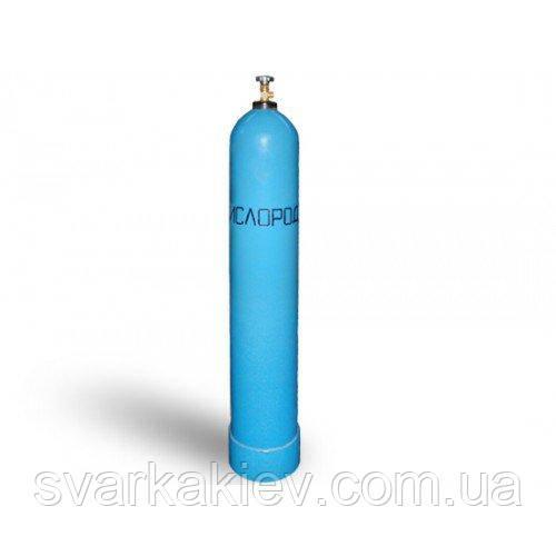 Баллон кислородный 40 л б/у