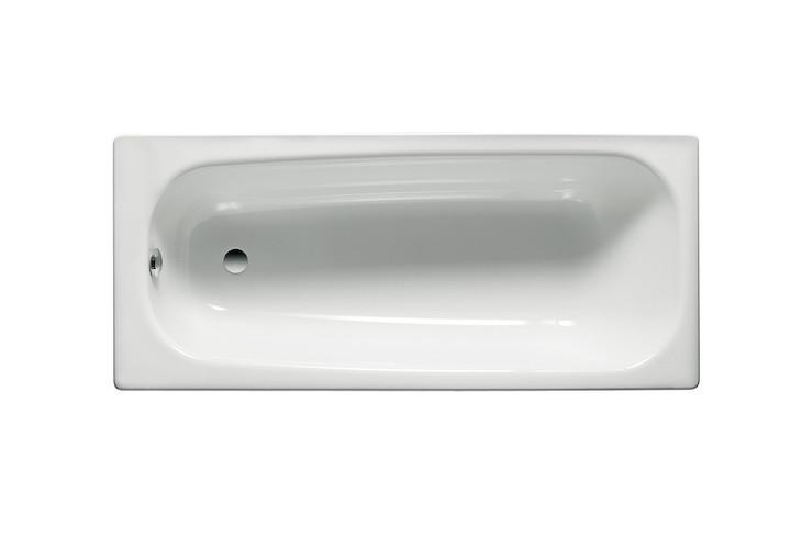 CONTESA ванна 160*70см прямоугольная, с ножками