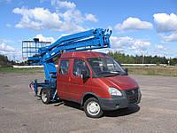Автогидроподъемник ПМС-212-02 (автовышка)