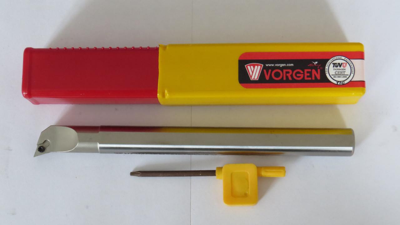 Резец расточной с механическим креплением S16Q SDQCR-07 VORGEN