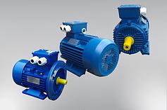 Электродвигатель асинхронный серии АИР