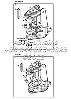 Центральный поворотный элемент B4-3-4-OP2-1 на Hidromek 102B
