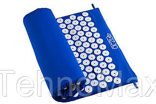 Коврик акупунктурный 4FIZJO Аппликатор Кузнецова 72 x 42 см 4FJ1356 Blue